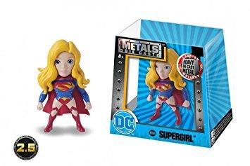 (DC Comics Metals Diecast Supergirl (M384) 2.5 Inch Figure)