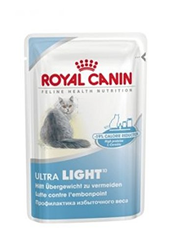 Royal Canin - Royal Canin Feline Ultra Light - 1032 - 85 Grs. Bolsita en