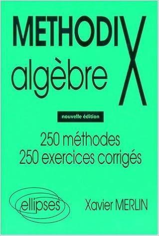 methodix algebre pdf gratuit