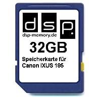 DSP Memory Z-4051557440371 32GB Speicherkarte für Canon IXUS 185