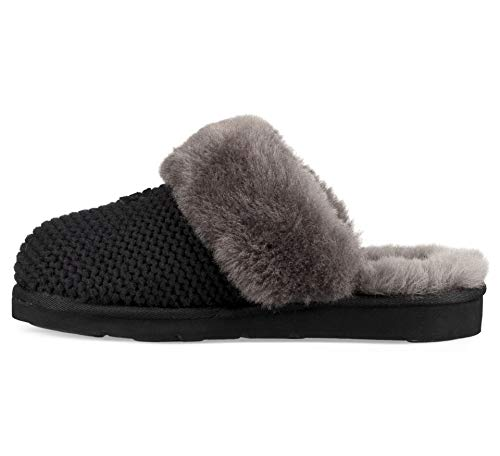 5bbbc4d82 UGG Cozy Knit Slipper: Amazon.co.uk: Shoes & Bags