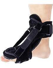 Boogsteun verstelbare voet druppel orthese medische enkel vaste spalk herbruikbare elastische spalk voor platte voeten plantaire fasciitis verlichte hiel enkel hiel aansporing