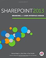 SharePoint 2013 Branding and User Interface Design Front Cover