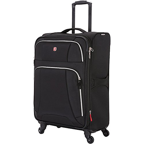 SwissGear Gear Expandable Spinner Luggage