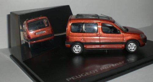 Peugeot Partner XS Scale 1:43: Amazon.co.uk: Toys & Games