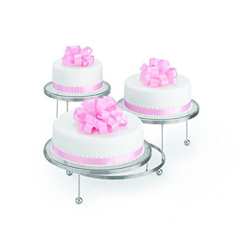 Wilton alzatina a 3 piani cake design for Design a 3 piani