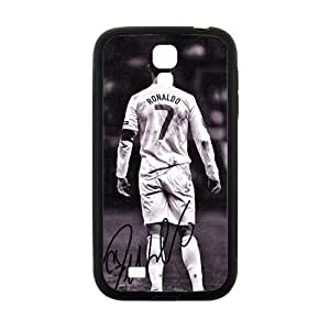 QQQO Cristiano Ronaldo Phone Case for Samsung Galaxy S4