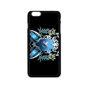 Cool Badge Pattern Custom Protective Hard Phone Cae For Iphone 6