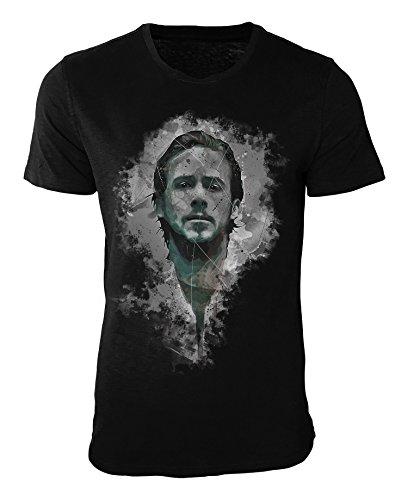 Ryan Gosling I T-Shirt stilvolles Designershirt von Paul Sinus
