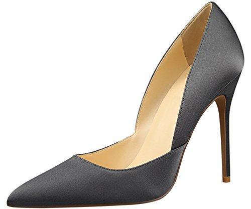 Vestido Elegante Zapatos tac Mujer de w1FxpP1qn5