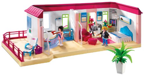 playmobil luxury hotel suite buy online in uae toys and games products in the uae see. Black Bedroom Furniture Sets. Home Design Ideas