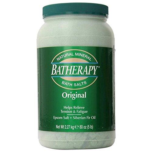 Batherapy Mineral Bath Salts Para Labs 5 lbs Salt