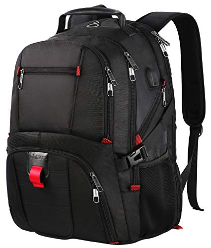Laptop Backpack,Large Capacity Business Travel Laptop Backpack With USB...