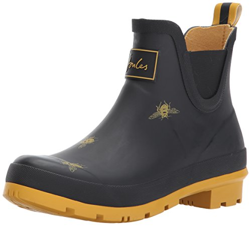 Women's Wellibob Rain Boot, Black Bees