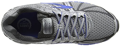 Brooks Men's Beast '16 Running Shoes Silver (Silver/Blue) huyaMQrS