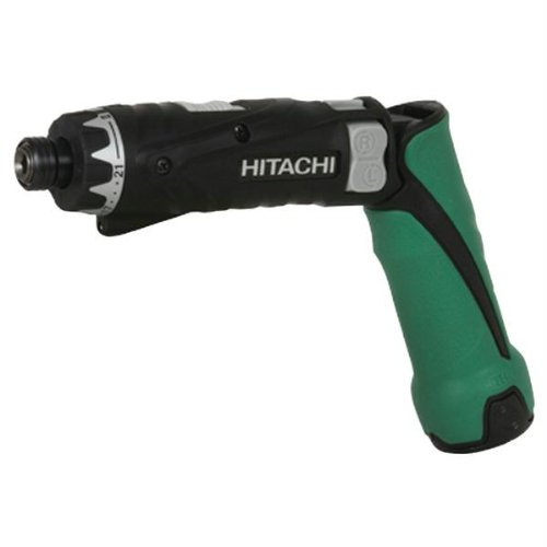 Hitachi Db3dl2 3.6-Volt 1/4 Hex Drive Screwdriver