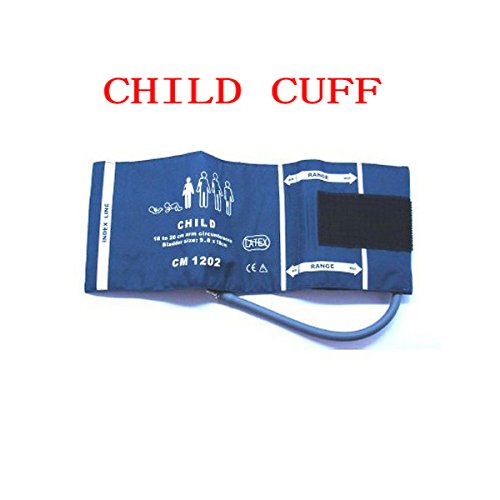 6 Kinds Cuffs Optional for Contec Blood Pressure Monitor Abpm50/o8a/o8c (Child Cuff)) (Child Blood Pressure)