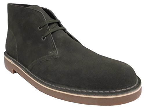 Mens Boots With 2 Inch Heels - 6