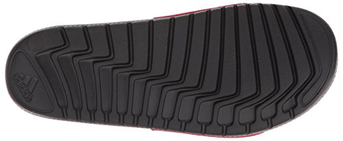 Adidas Mens Voloomix Slide Sandaal Scarlet / Core Zwart / Scarlet