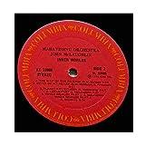 Mahavishnu Orchestra John McLaughlin Inner Worlds - CBS Records 1976 - Used Vinyl LP Record - 1976 Pressing KC 33908 Canada Import - With Narada Michael Walden - Miles Out - Gita - Morning Calls