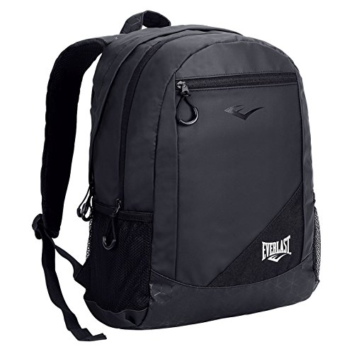 Everlast Unisex Brooklyn Backpack Charcoal/Black (Everlast Backpack)