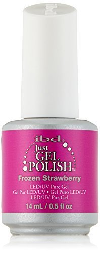 IBD Just Gel Polish Frozen Strawberry LED and UV Pure Gel 14