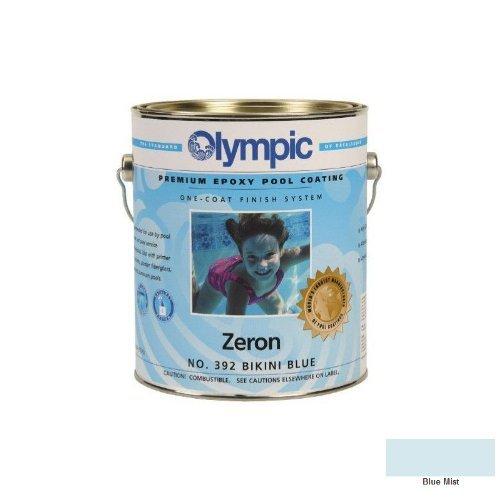 Kelley Technical Coating 395-GL Olympic Zeron Zeron One Coat Epoxy Gallon, Blue Mist by KELLEY TECHNICAL COATING ()