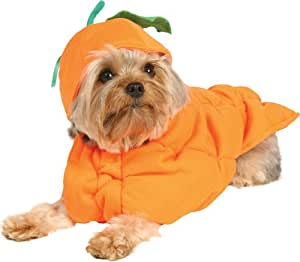 Cinema Secrets - Pumpkin Dog Costume - X-Small