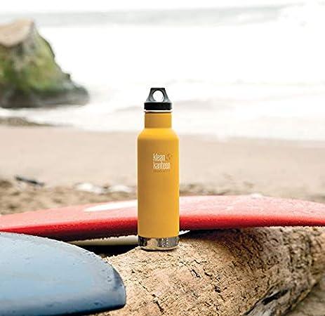 Klean Kanteen Classic Vacuum Insulated mit Loop Cap Trinkflasche