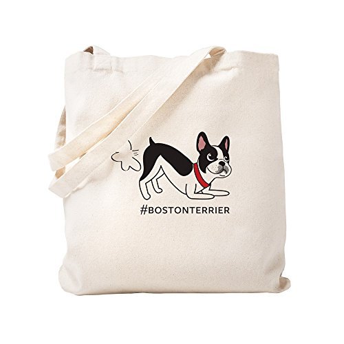errier Fart Problems - Natural Canvas Tote Bag, Cloth Shopping Bag ()