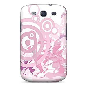 Excellent Design Pastel Pink Case Cover For Galaxy S3