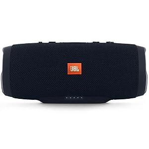 JBL Charge 3 Stealth Edition - Enceinte Bluetooth Portable avec USB Autonomie 20 Hrs - Noir 3