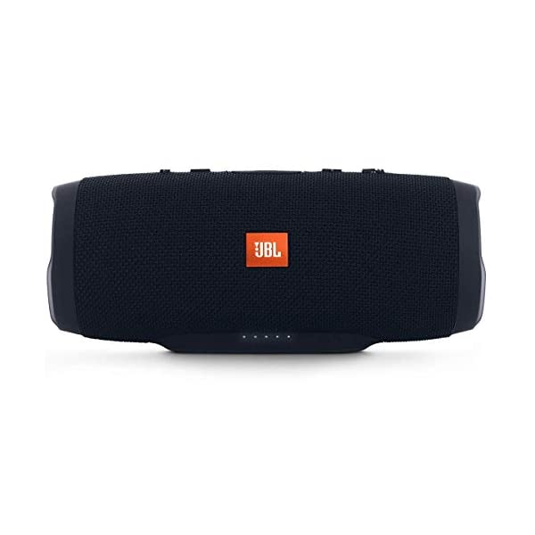 JBL Charge 3 Stealth Edition - Enceinte Bluetooth Portable avec USB Autonomie 20 Hrs - Noir 1
