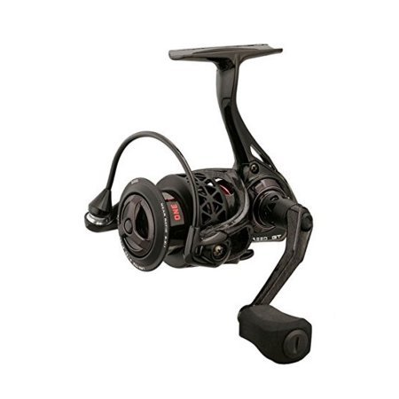 13 Fishing One 3 Creed GT 3000 Spinning Reel, Red