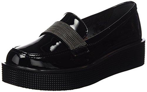 Black Pour Plateforme Mare charolin Lavinia Maria Chaussures Noires Femmes 8qAPwR