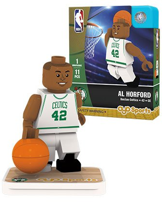OYO Sports NBA Minifigure Boston Celtics Al Horford