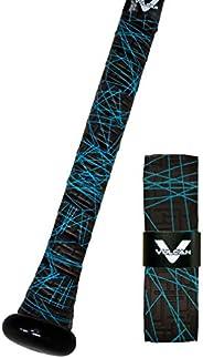 Vulcan Sporting Goods 1.75mm Bat Grips/Electric Blue Lazer