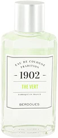 1902 Green Tea by Bérdóúéš for Men Eau De Cologne (Unisex) 8.3 oz
