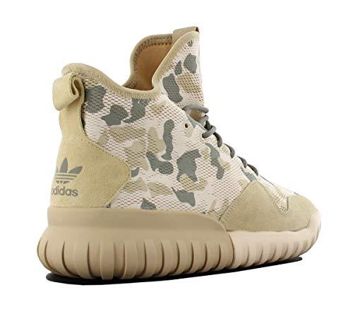 Beige Herren 5 3 2 EU Tubular Chaussures 8 X Baskets UK BB8402 Homme 42 UNCGD Schuhe adidas Pointure WYIRwTqf
