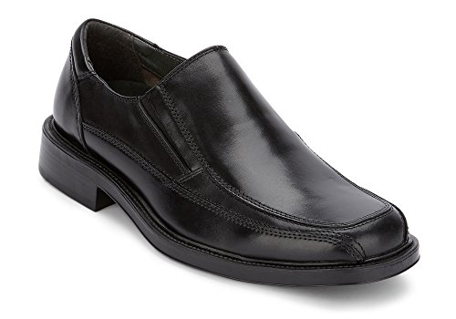 Dockers Men's Proposal Moc Run Off Toe Slip On,Black,10.5 M US Proposal