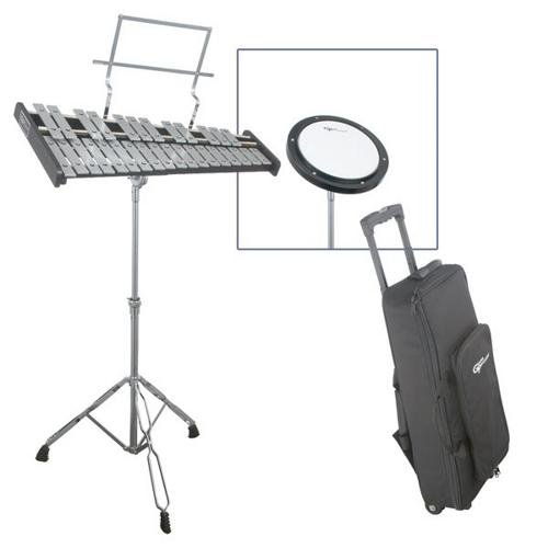 Groove Percussion BK30 Student 30-Bell Xylophone Outfit (Sam Ash Percussion)