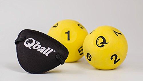 Qball Reaction Ball (x2) + Eye Patch