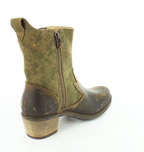 Seal Brown Boot Ka'Iulani Mustang Leather OluKai Women's WRgTOO