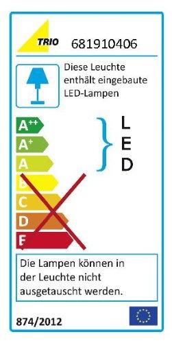 4 bombillas Trio Lighting Apliques y plafones