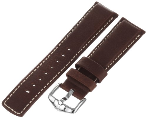 Hirsch 145021-10-22 22 -mm  Genuine Calfskin Watch Strap