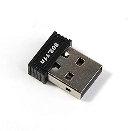 WiFi Adapter Wireless 150Mbps USB  802.11n 150M Network Lan Card for PC/&Mac
