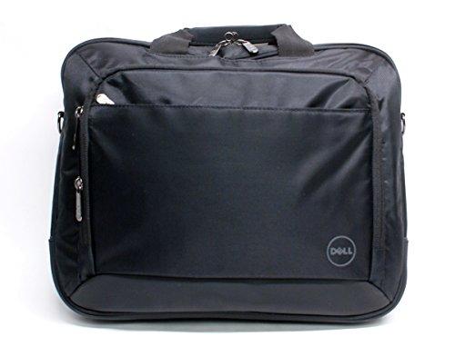 Original Dell t43dv 35,6cm Zoll schwarz Nylon Business Arbeit Büro Laptop Notebook Tragetasche Tasche Tote Messenger Tasche mit Schultergurt passt bis zu 35,6cm Bildschirmen oder kleiner