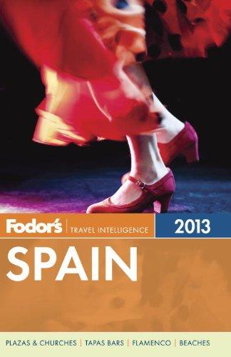 Fodor's Spain 2013 (Full-color Travel Guide)