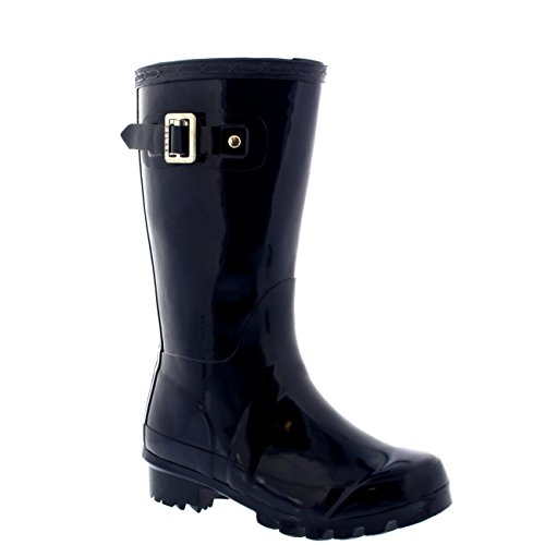 Unisex Kids Original Gloss Muck Rubber Wellingtons Garden Rain Snow