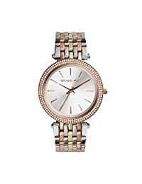 Michael Kors Darci MK3203 Women's Wrist Watches, Silver Dial